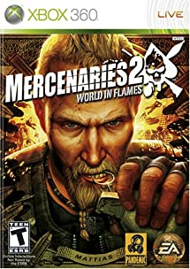 Amazon mercenaries 2 world in flames xbox 360 artist not mercenaries 2 world in flames xbox 360 altavistaventures