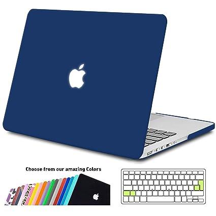 iNeseon Funda para MacBook Pro 13 (Modelo A1502 A1425), Delgado Carcasa Case Duro y Cubierta del Teclado para Apple MacBook Pro 13.3 Pulgadas (Versión ...
