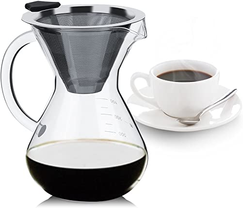 Coffee Pot,Pour Over Coffee Maker