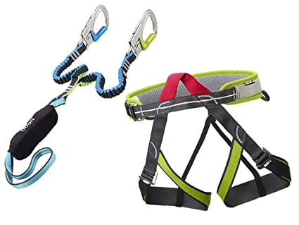 Ocun - Via Ferrata Newton Set, Color 0: Amazon.es: Deportes y aire ...
