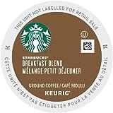 Starbucks Breakfast Blend Coffee K-Cups 96 count
