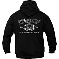 Dirty Ray Rugby New Zealand All Black sudadera