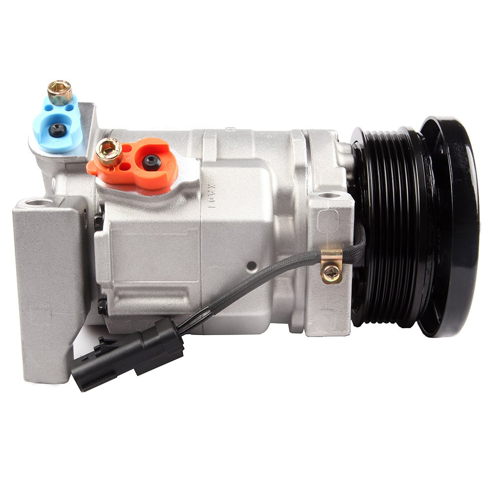SCITOO A/C Compressor Cluth CO 11145C fit 08-10 Chrysler Dodge 09-10 Volkswagen 104156-5206-1816471