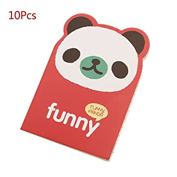GerTong Mini Cute Cartoon Animal Cuaderno Agenda Bolsillo ...