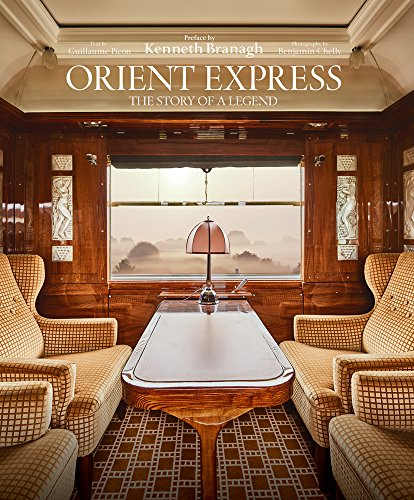 Pdf Transportation Orient Express: The Story of a Legend