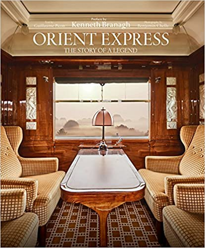 Orient Express The Story of a Legend