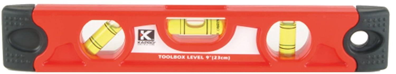 Kapro 227 08 Toolbox Level 9 Inch