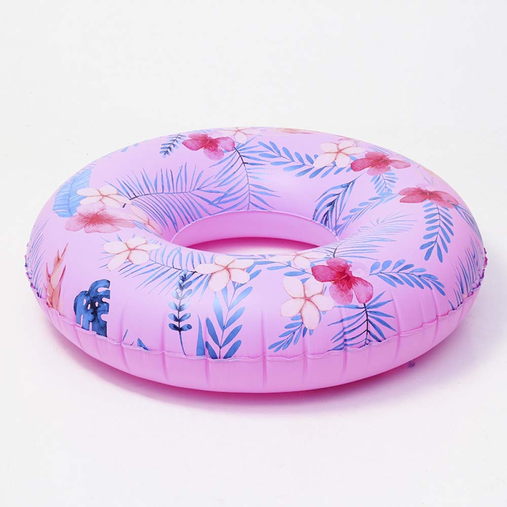 ZXCVBW 2019 giant float car pine fish tail swimming ring rainbow inflatable pool float adult water toy air mattress