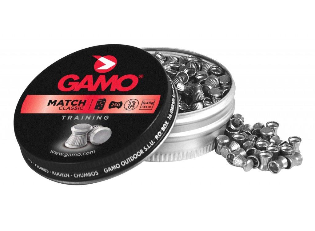 Gamo Match Balines, Unisex Adulto
