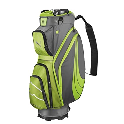 43dc344e1a45 Image Unavailable. Image not available for. Color  PUMA New Golf Formstripe  Cart Bag ...