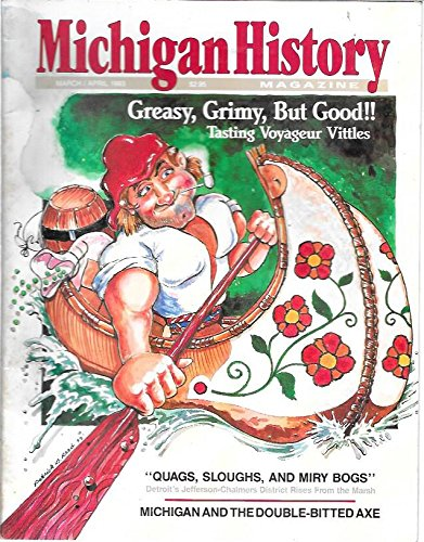 Michigan History Magazine, March/April 1993