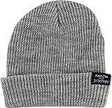 Thrasher Magazine Skategoat/Skate and Destroy Grey Beanie Hat