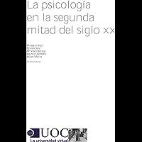 La psicología en la segunda mitad del s. XX