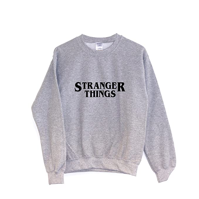 Sudadera Chilledworld, de Stranger Things, ciencia ficción, regalo, Netflix: Amazon.es: Ropa y accesorios