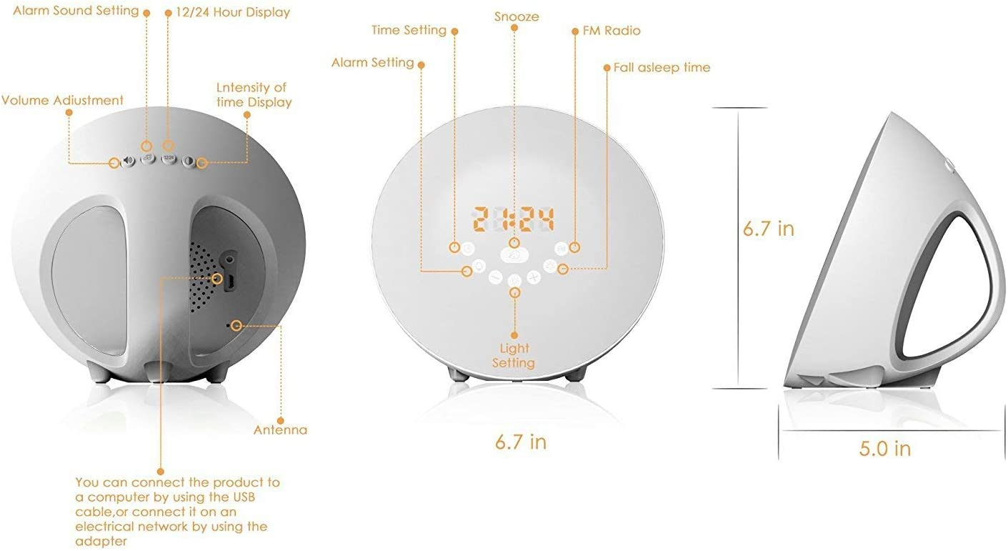 Illuminative Dual 360 Degree Swing Arm Table Lamp with an Additional LED Reading Light Bronze