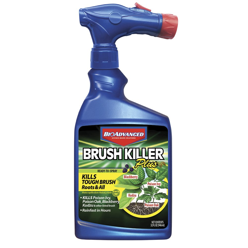 Bayer Advanced 704645 Ready-to-Spray Brush Killer Plus, 32-Ounce