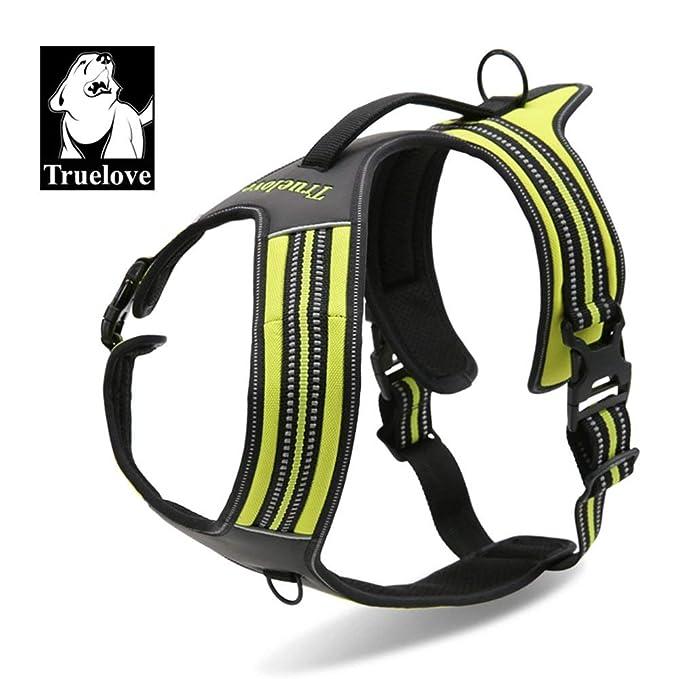 Arnés para perros Truelove TLH5551 que evita tirones con apertura ...