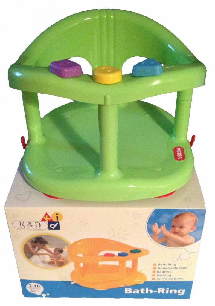 Baby Bath Tub Ring Seat New in Box By KETER Green !!!: Amazon.ca ...