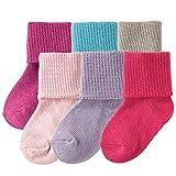 Luvable Friends Basic Cuff Socks 6