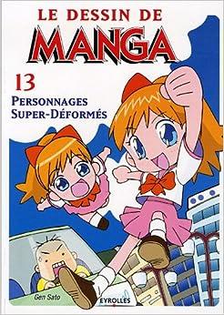Dessin de manga (le) Vol.13