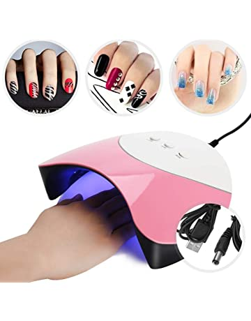 Nail Dryer, Professional 36W Nail Art LED Lamp Dryer Gel Polish Curing Manicure Intelligent Induction