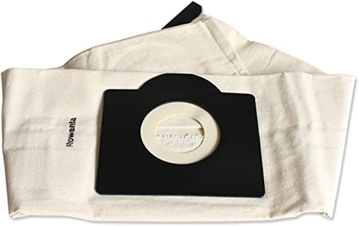 reyee Universal bolsas para aspiradora bolsa de polvo lavable para Rowenta zr814 Karcher hr6675: Amazon.es: Hogar