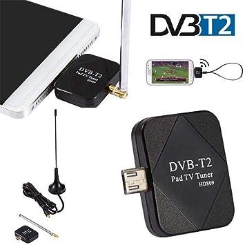 beautygoods - Llave WiFi para Dongs, CTV DVB-T2 + TV + Llave ...