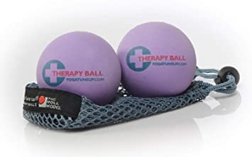 Yoga Tune Up Jill Millers Therapy Balls, Deep Purple