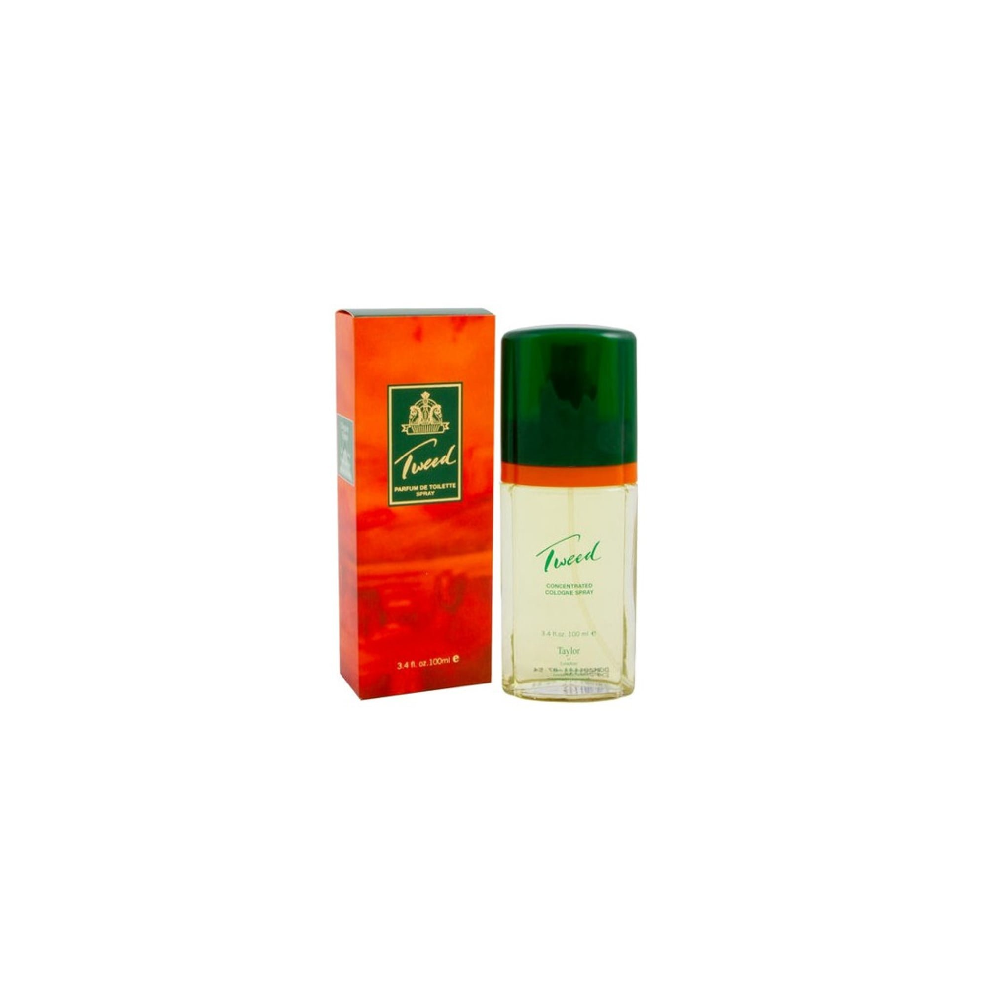 Tweed by Taylor of London Concentrated Cologne Spray 100ml