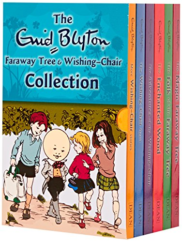 Price comparison product image The Enid Blyton Faraway Tree & Wishing-Chair Collection