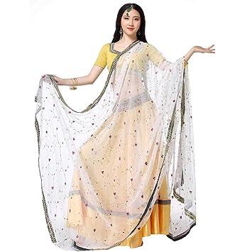 YTS Bollywood bordó la Falda Femenina de la Danza de Vientre, Ropa ...