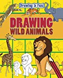 Drawing Wild Animals, Trevor Cook and Lisa Miles, 1433950790