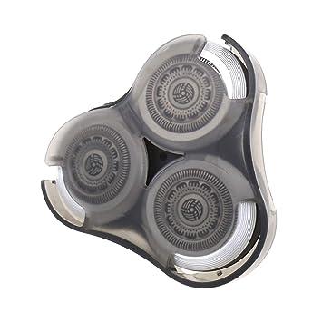 Scherkopf Ersatz für 3D Philips RQ10 RQ11 RQ12 Ersatzscherkopf Ersatzmesser