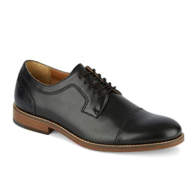 Dockers Mens Rhodes Dress Cap Toe Oxford Shoe | Oxfords
