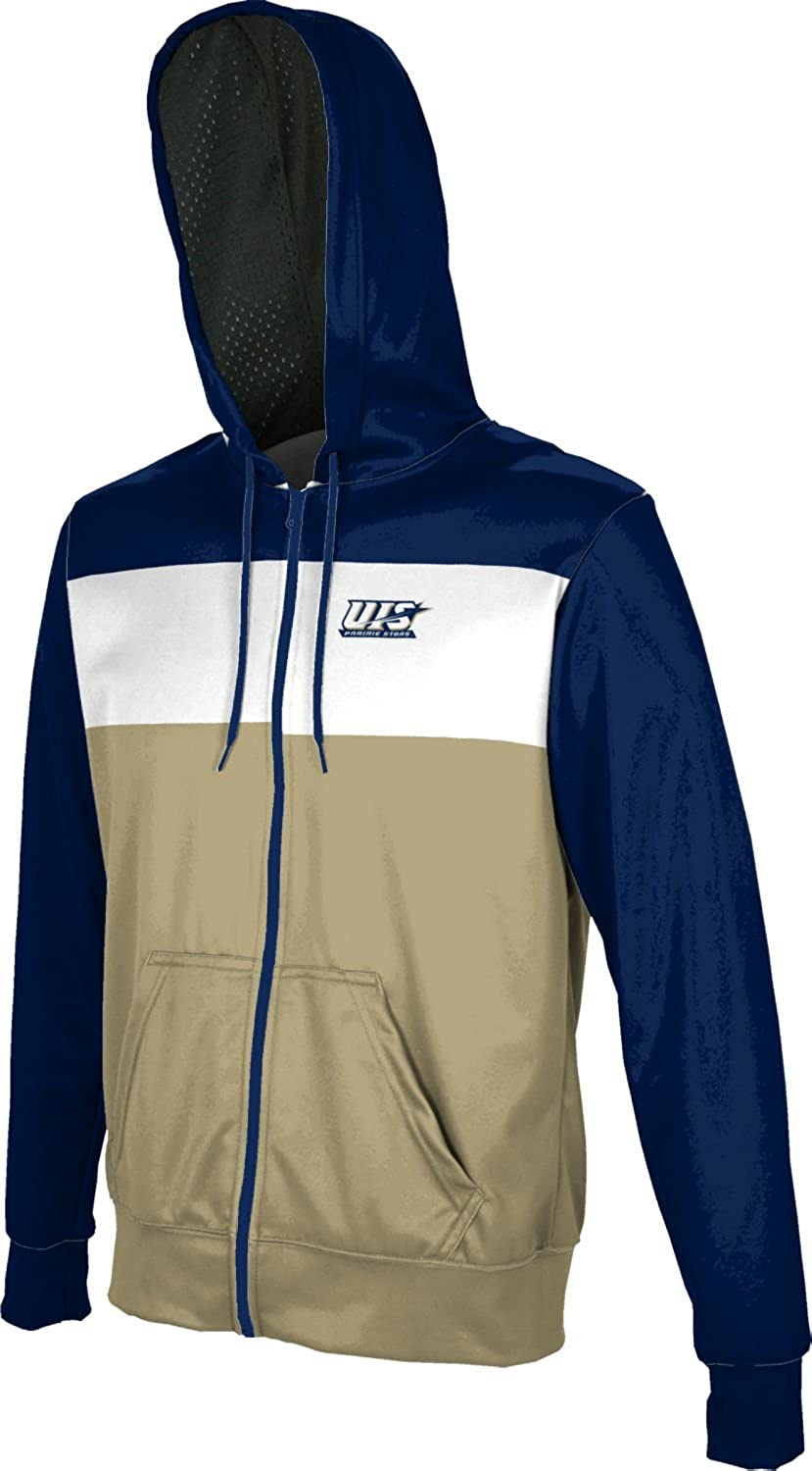 ProSphere University of Illinois Springfield Boys Full Zip Hoodie Prime