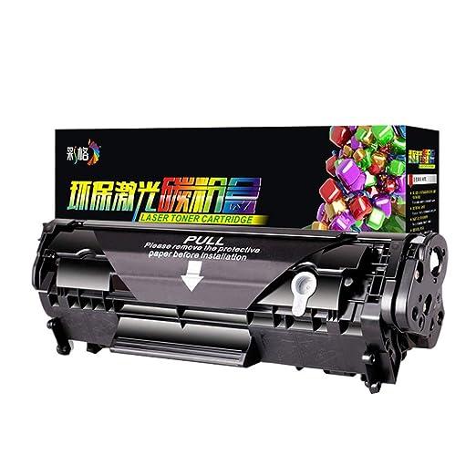 Compatible con el Cartucho de tóner Negro Q2612a HP ...