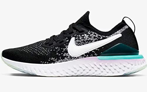6c80e66fd6df3 Nike Epic React Flyknit 2 Kids Big Kids Aq3244-014 Size 6.5