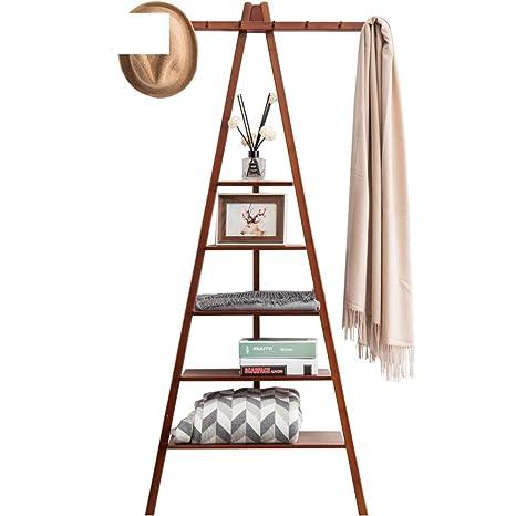 Estantería Duo baldas Ladder Librería Escalera Estante ...