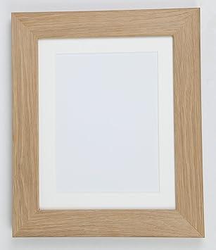 Amazonde Tailored Frames Echt Eiche Natur Massiv Holz Bilderrahmen