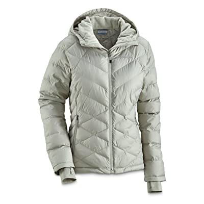 Columbia Women's Heavenly Insulated Hooded Jacket: Clothing