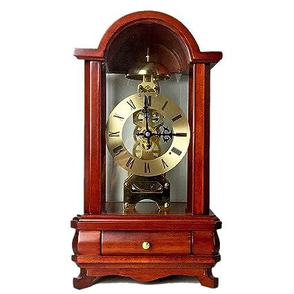 Reloj despertador digital Relojes de mesa para la sala de estar Decoración Relojes de escritorio