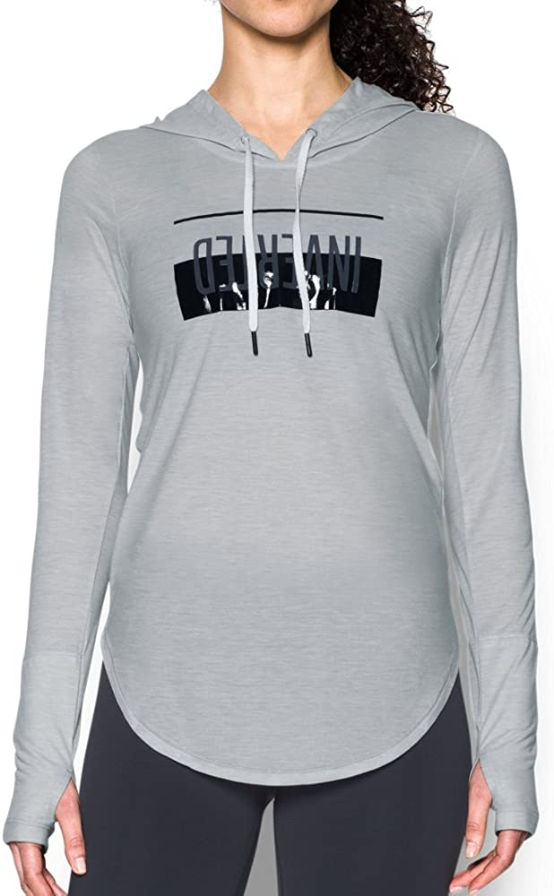 Under Armour Women's Supreme Inverted Hoodie