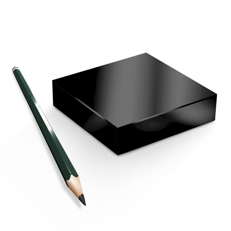 schwarzEdition schwarzEdition schwarzEdition Neodym Magnete Quader N45 SCHWARZ, schwarz 80x80x20mm N45 400Kg (1St.) 6e5e2a