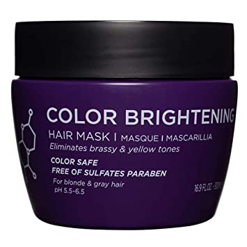 Luseta Color Brightener Hair Mask