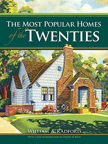 The Most Popular Homes of the Twenties (Dover Architecture)