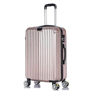 Maleta con ruedas para viaje Maleta con maleta Trolley Maleta de viaje - Chasis con bloqueo de ...