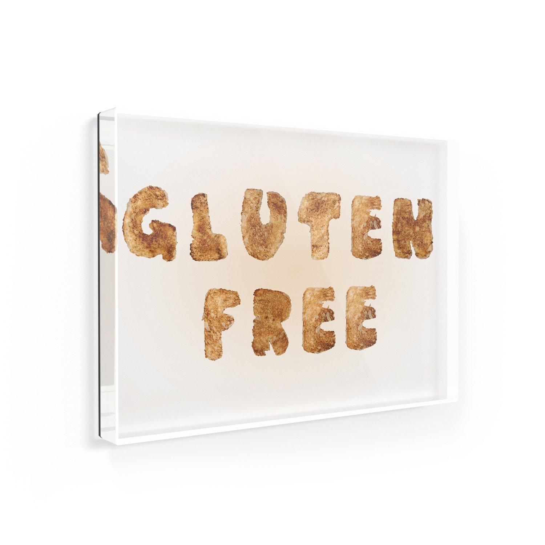 Fridge Magnet Gluten Free French Toast Bread - NEONBLOND