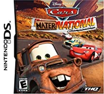 Cars: Mater-National - Nintendo DS