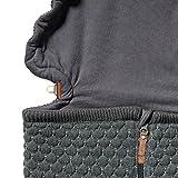 Joolz Essentials Honeycomb Nest, Grey