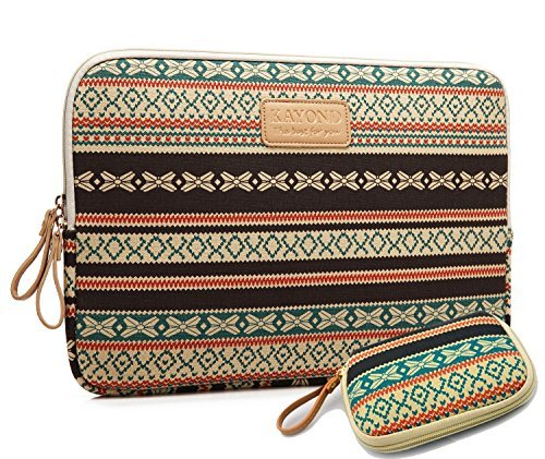 kayondnew-bohemian-style-canvas-fabric-14-inch-netbook-laptop-notebook-computer-sleeve-case-bag-cove